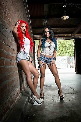"""THE BUTCHER BABIES    SET OF 2 x  GLOSSY SUPER HIGH RESOLUTION  PHOTO 11"""" x 8"""""""