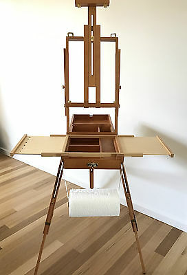 Plein Air French Style easel