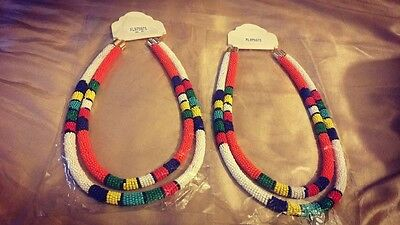 African beads, South African necklace
