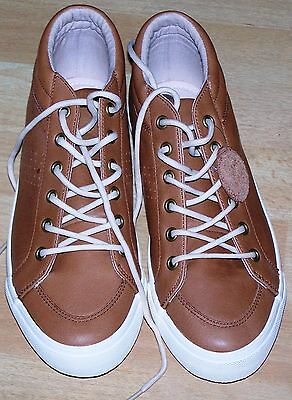 boys shoes/trainers leather M&S KIDS size 6 brown