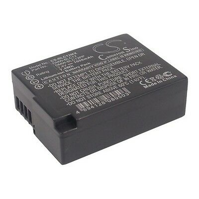 Replacement Battery For LEICA BP-DC12 1000mAh
