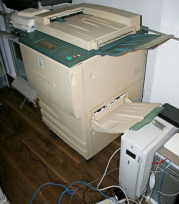 Xerox Docucolour 12 / DC12 with Fiery XP12 Server