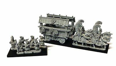 Warmaster - Kislev War Wagon - 10mm