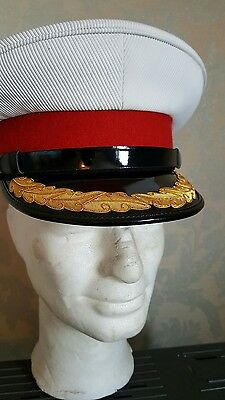 Royal marines colonel / brigadiers senior officers cap size 58 new  last one