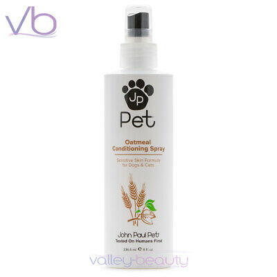 JOHN PAUL MITCHELL JP PET Oatmeal Conditioning Spray For Dogs, Cats and Horses