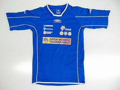 Umbro training jersey  Norway Open Tournament  - S