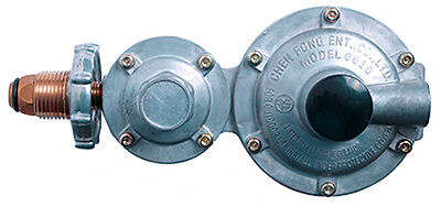 WORTHINGTON CYLINDER CORP Barbecue Grill 2-Stage Regulator