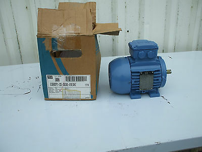 Weg 0.55 Kw Electric Motor Brand New Boxed Surplus Stock