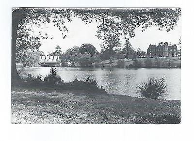 Postcard of University of Essex at Wivenhoe Park in 1980's