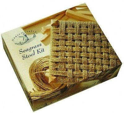 House Of Crafts Seagrass Stool Kit