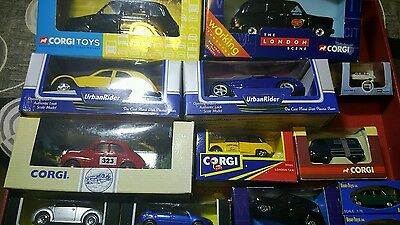 Joblot  corgi and others cars taxi etc 24 in total