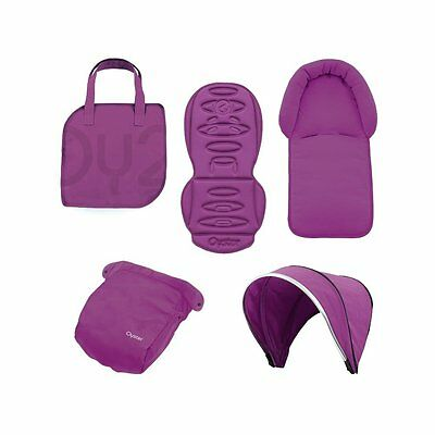 BabyStyle Oyster 2/Max Colour Pack Grape - NEW
