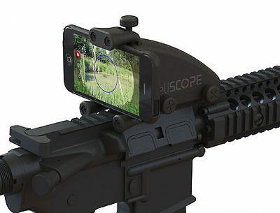 Inteliscope PRO+ -  Mobile Phone Scope Mount - Shooting Hunting Air Soft