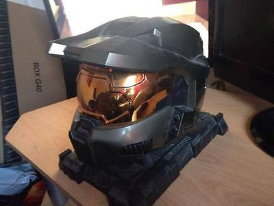 Halo 3 Legendary Edition Master Chief Collectors Helmet (Game not included)