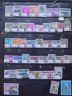 Bangladesh - Various Stamps