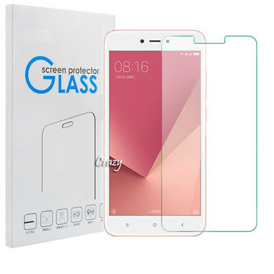 Scratch Resist Tempered Glass Screen Protector for Xiaomi Redmi Note 4 / Note 4X