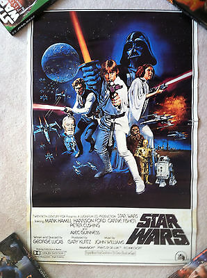Carrie Fisher, RIP, Star Wars, 24x36, PTW531, Vader; mailed rolled/protected
