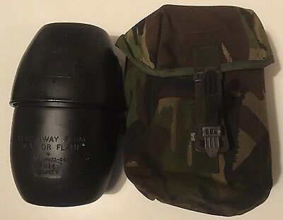 British Army 1958 Pattern Water Bottle And Mug 2014/2010 Dated