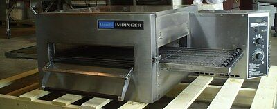 Pre-Owned Lincoln Impinger Ii Gas Conveyor Pizza Oven