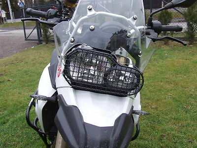 BMW F 650 / 700 / 800 GS- Headlight headlamp cover guard protector grill