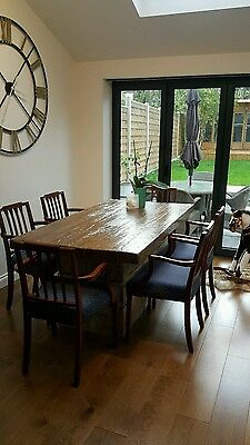 Set of 6 Antique/Vintage Edwardian Dining Chairs