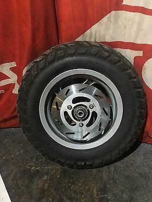 Piaggio Typhoon 125 2t Front Wheel,brake Disc and Tyre