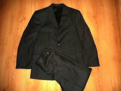 Yves Saint Laurent Boys   Suit Size EU 44 UK 34    trousers W27 L27