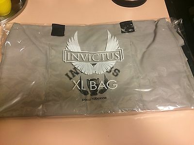 Paco Rabanne Invictus Duffle Bag New In Package