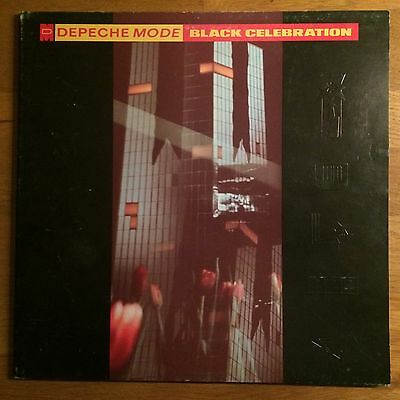 Depeche Mode ‎– Black Celebration - Mute ‎– STUMM 26 - Italien - Good