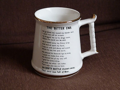Prince William 'the Bitter End' Tankard