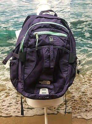 The North Face Recon Women's Backpack: Purple