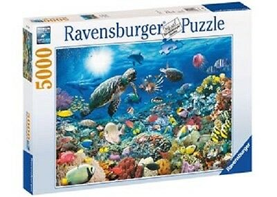 Ravensburger 5,000 Piece Jigsaw Puzzle - Underwater Tranquility