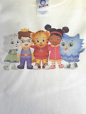 Daniel Tiger's Neighborhood Size 3T Long Sleeve