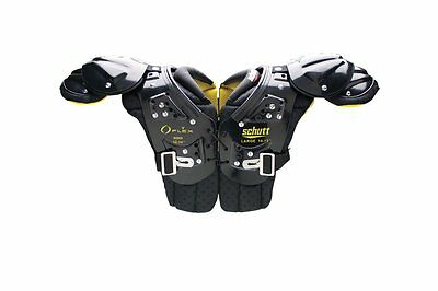 Schutt Sports Youth Flex 2.0 All Purpose Shoulder Pads - FREE SHIPPING