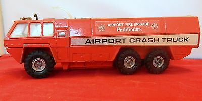 Corgi Major Toys: Chubb Pathfinder Airport Crash Truck. NO 1103