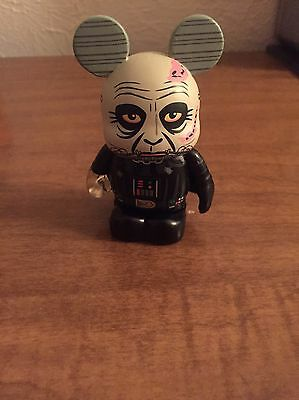Star Wars Darth Vader Vinylmation Rare Unmasked No Helmet Anakin Skywalker