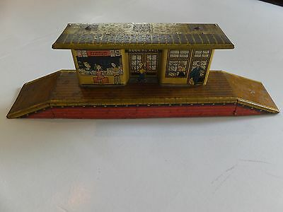 Mettoy Toytown booking hall