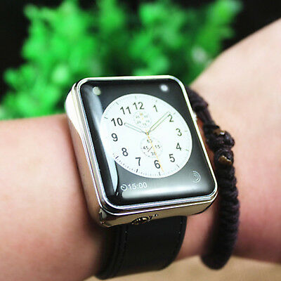 Apple Icons Style Lighter Wristwatch. Great GaDgEt from UK Seller Free P&P