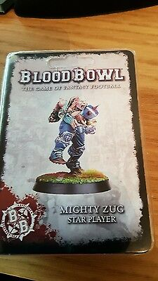 Blood Bowl Mighty Zug Star Player
