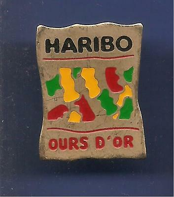 Pin's pin BONBON HARIBO OURS D'OR (ref L07)
