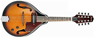 Mandolin Ibanez M510E-Bs Mandolin With Pickup In Brown Sunburst