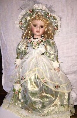 Harmony Creations Porcelain Doll 0005 Of 1000 Limited Edition