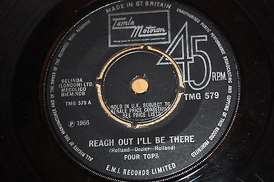 Four Tops - Reach Out And I'Ll Be There / Until You Love Someone - Vg