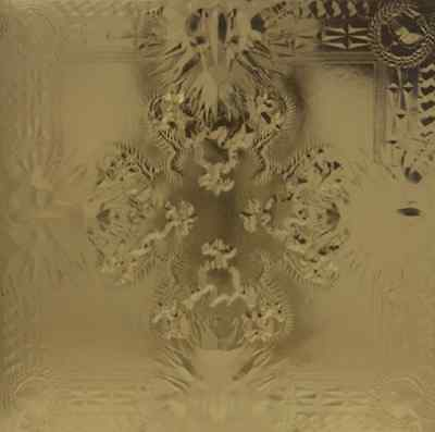 Jay-Z / West-Watch The Throne (Pict)  (Us Import)  Vinyl Lp New
