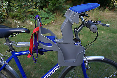 Child Kids Bike Seat WeeRide Centric Safe Haven Front Mounted