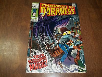 Marvels Chamber Of Darkness #1 Fine