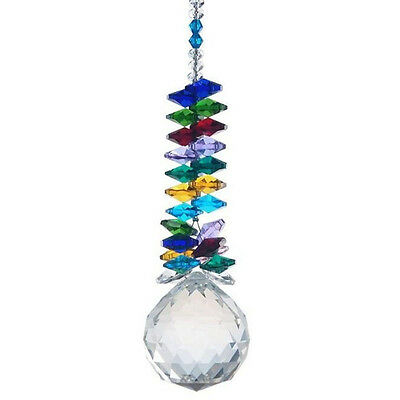 Part Prism Hanging Pendants Home Decorations Glass Crystal Ball Top Sell