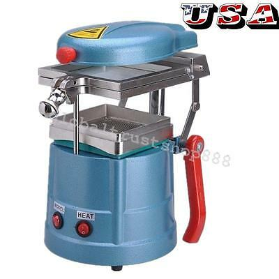 From USA Dental Lab Clinic Equipment  Vacuum Forming Molding Former Device 1000W