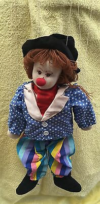 Clown Puppet  with 7 Strings