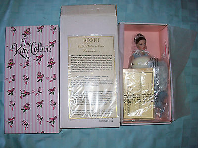 """Rare Queen Of The Prom Tonner 10"""" Tiny Kitty Collier  Htf Le 300"""